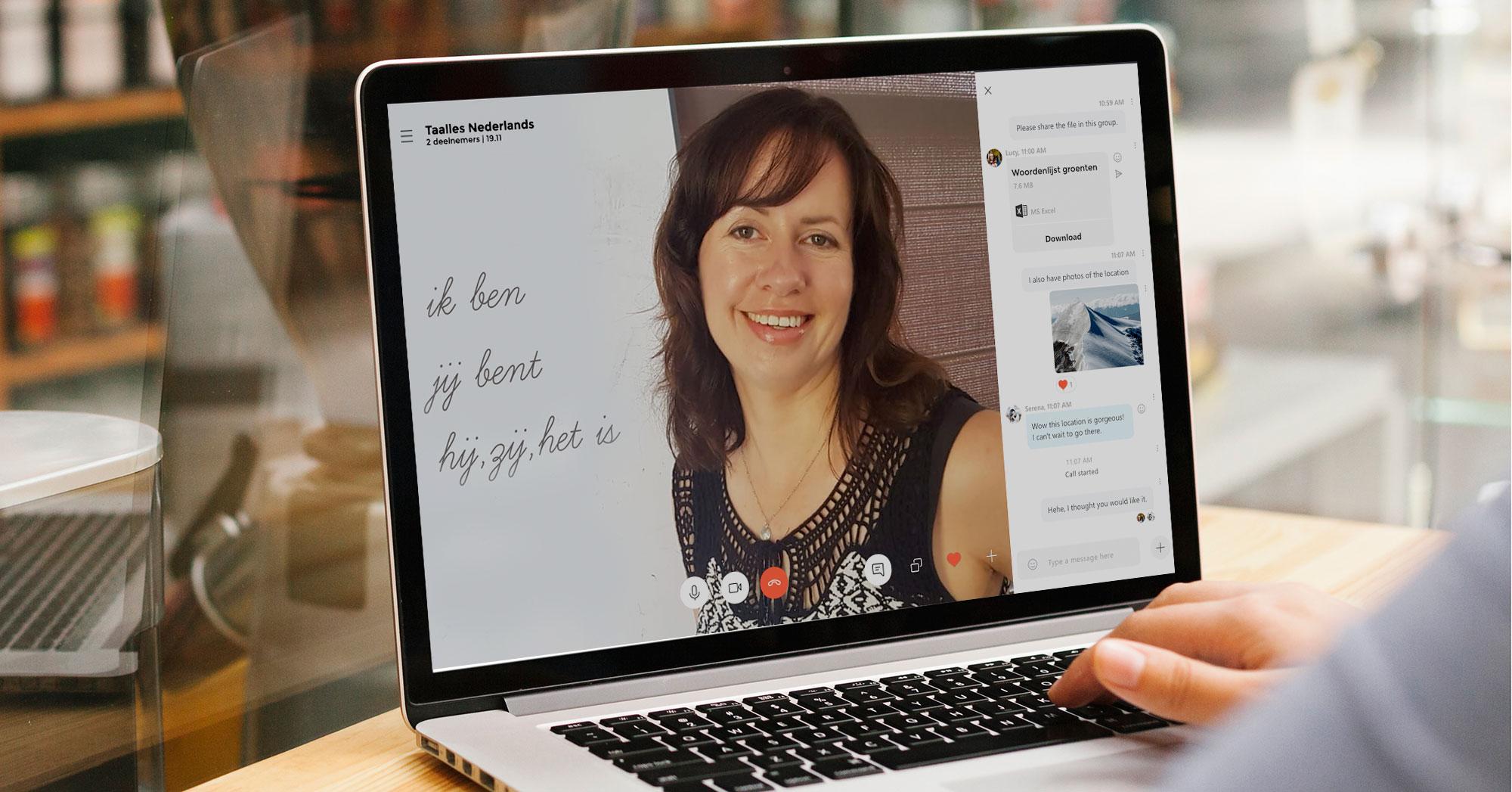 live online les