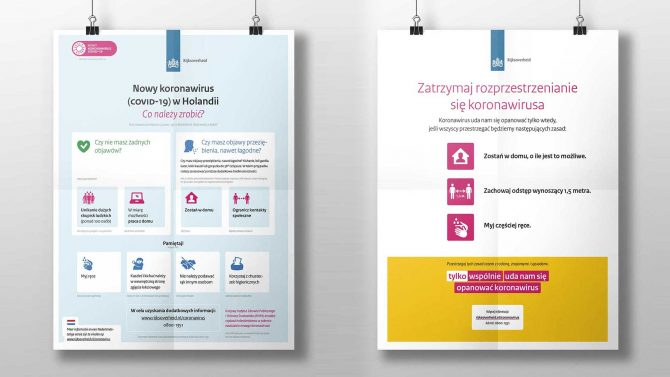 Gratis Downloads Communicatiemiddelen Coronavirus Door Rijksoverheid